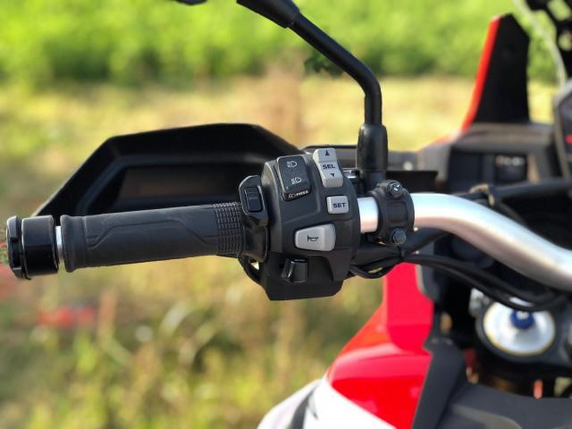 Africa twin abs (2016 - 17)