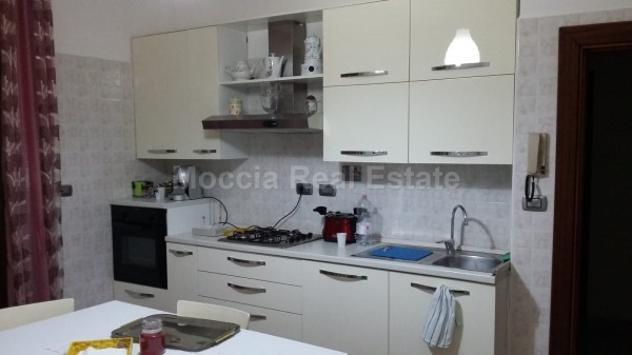 Appartamento di 110 m² con 4 locali e box auto doppio in