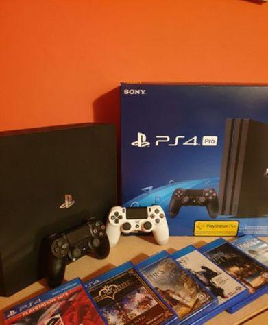 Playstation ps4 pro da 1terabyte