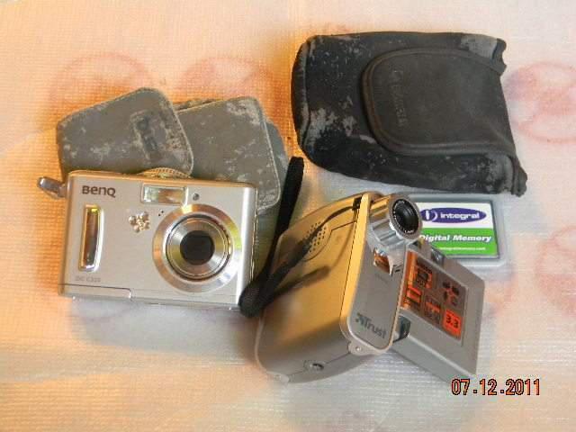 Video camera mini trust 632 av lcd
