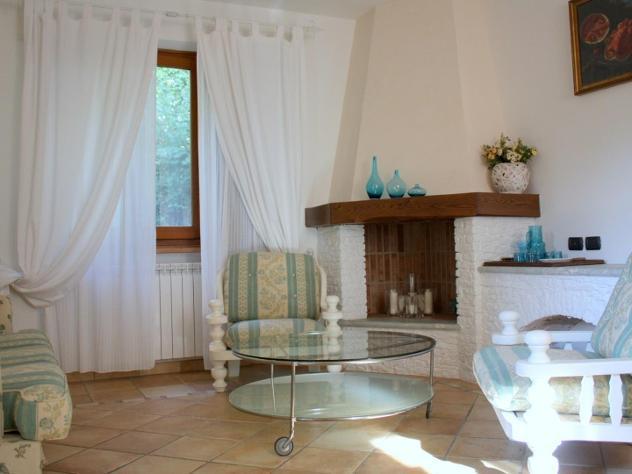 Villa singola in affitto a tonfano - pietrasanta 140 mq rif: