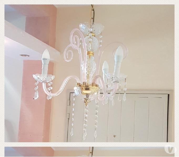 3 lampadari di swarovski