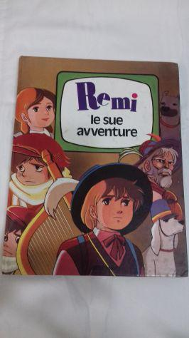 Cartonato del 1979-remi e le sue avventure-editore eri