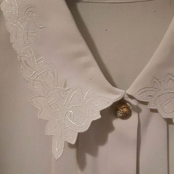 Camicia vintage bianca