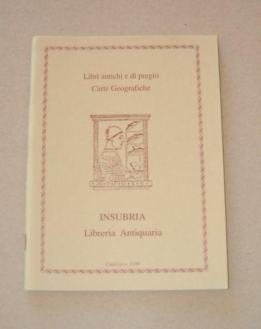 Catalogo insubria - nr. 12