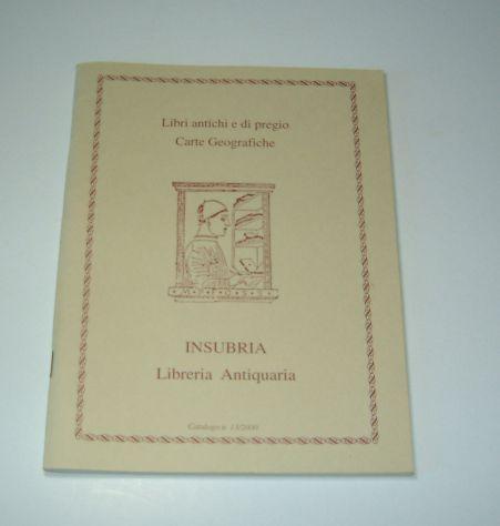Catalogo insubria - nr. 13