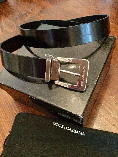 Cintura dolce gabbana originale e nuova