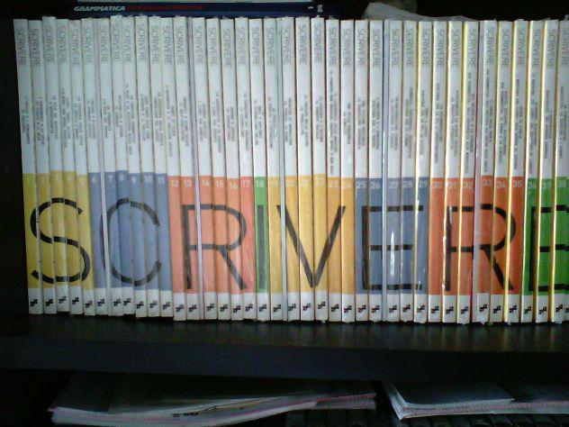 """Collezione """"scrivere"""" (40 vol. imballati)"""