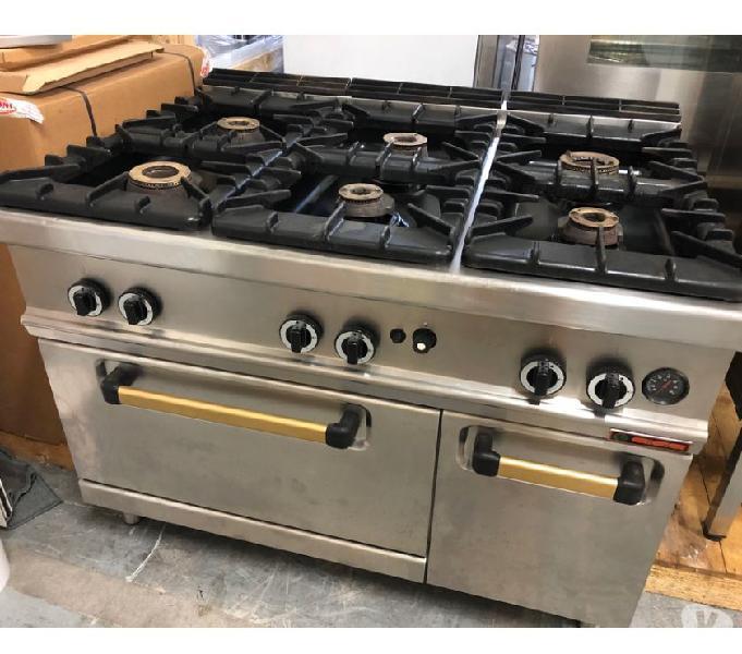 Cucine A Gas Per Ristoranti Usate.Cucina Gas Usata Offertes Novembre Clasf