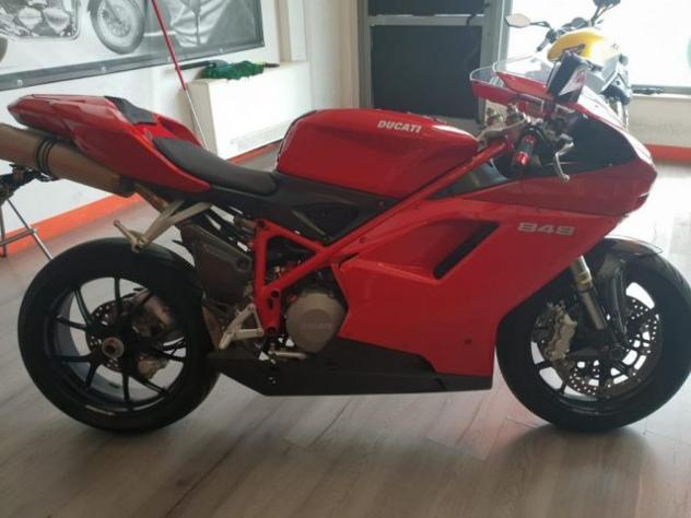 Ducati 848 2008 rif. 11934745