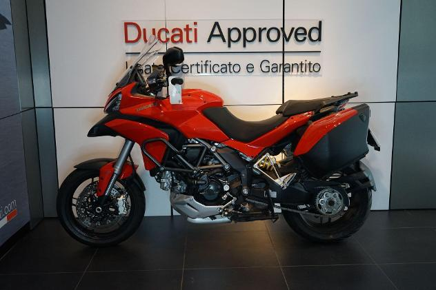 Ducati multistrada 1200 d-air