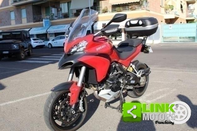 Ducati multistrada 1200 s con tagliandi certificati