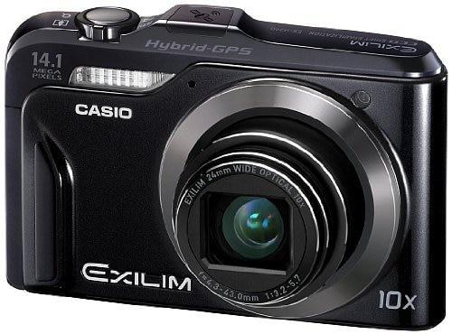 Fotocamera casio exilim h20g