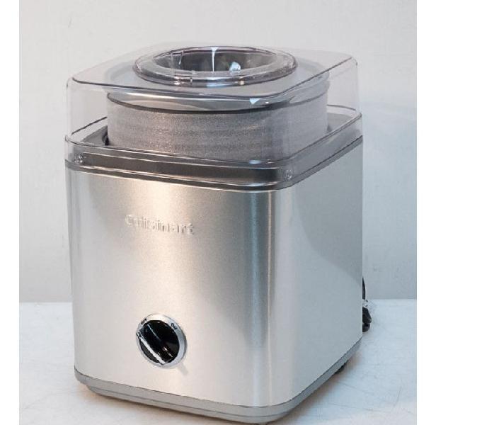 Gelatiera automatica cuisinart mod. ice30bce nuova