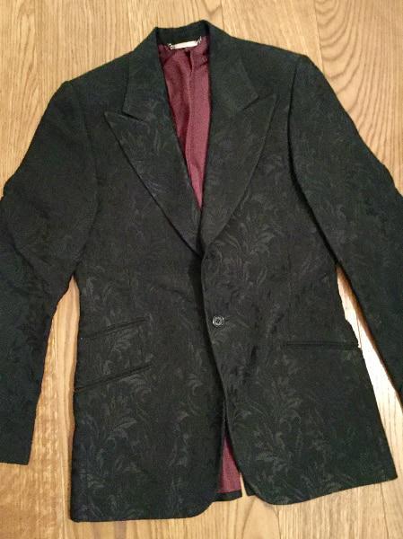 completo giacca e pantaloni dolce e gabbana originali anni