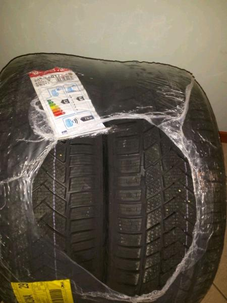 Gomme 4 stagioni nuove