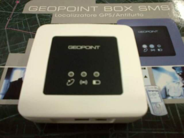 Localizzatore geopoint sms