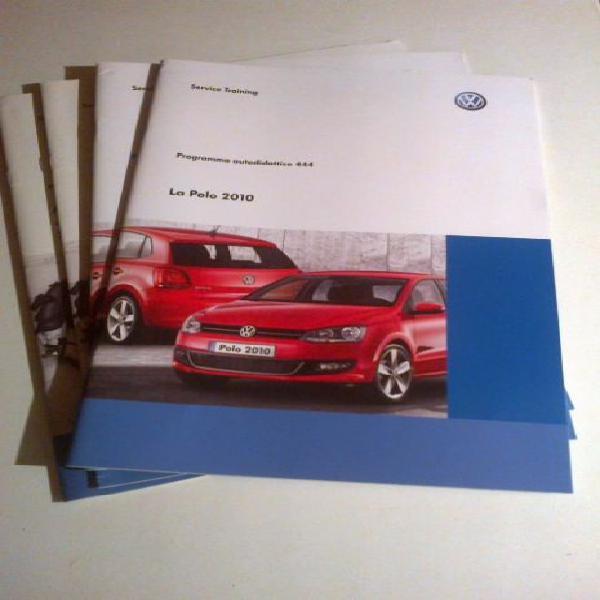 Manuali tecnici volkswagen