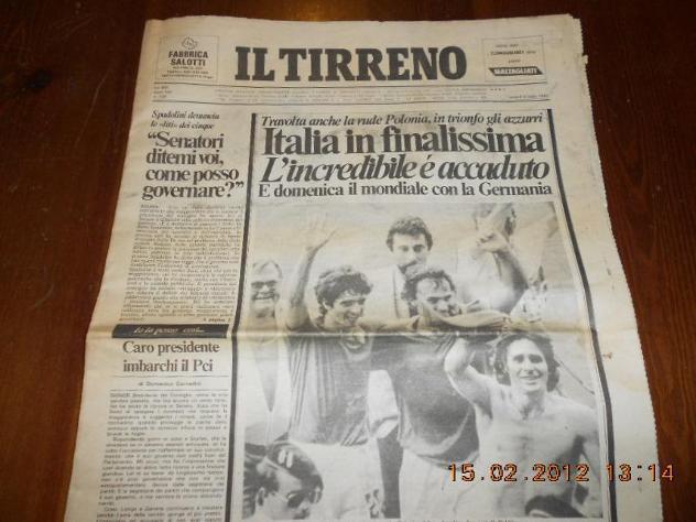 Mondiali di calcio del 1982