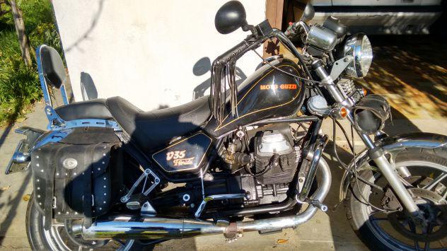 Moto guzzi - florida v50 storica