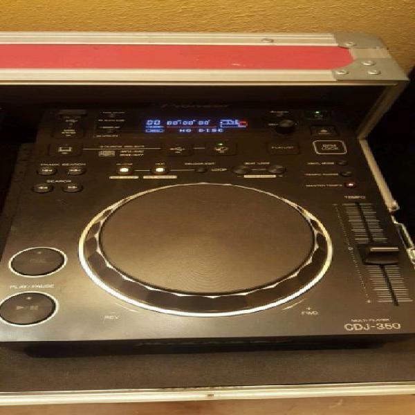 Pioneer cdj 350 + djm pioneer 250 mk2