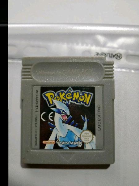 Pokémon versione argento