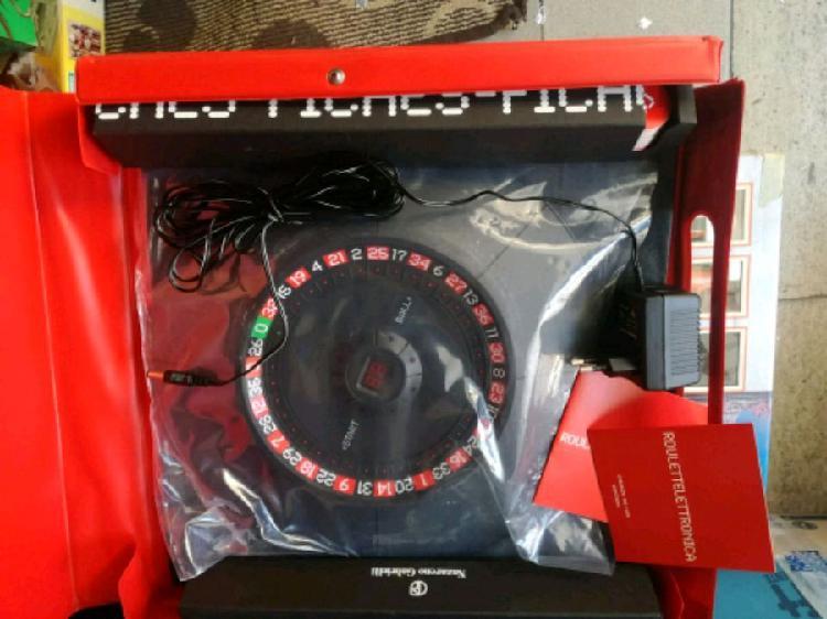 Roulette digitale elettronica