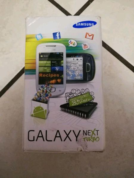Samsung galaxy next turbo bianco pari a nuovo