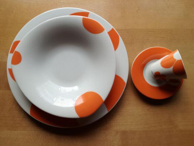 Servizio tavola in porcellana pz 19