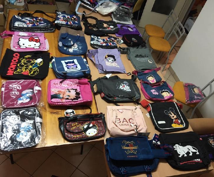 Stock lotto di nuove borse a 10€ al pezzo