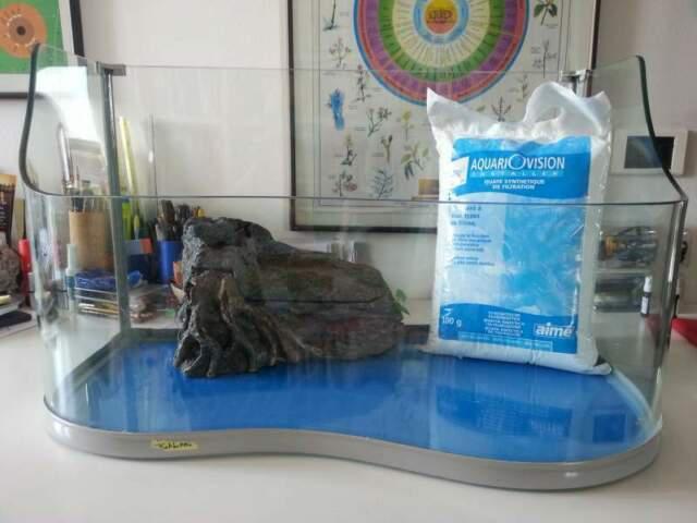 Vasca per tartarughe