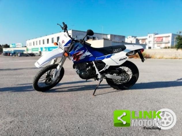 Yamaha tt 600 e come nuova