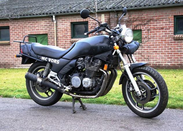 Yamaha - xj 900 seca - no reserve - 900 cc - 1983