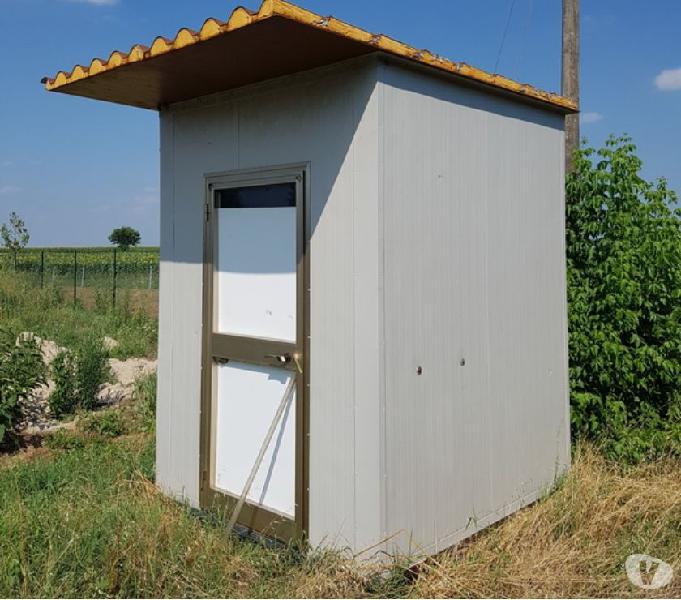 Box bagno usato