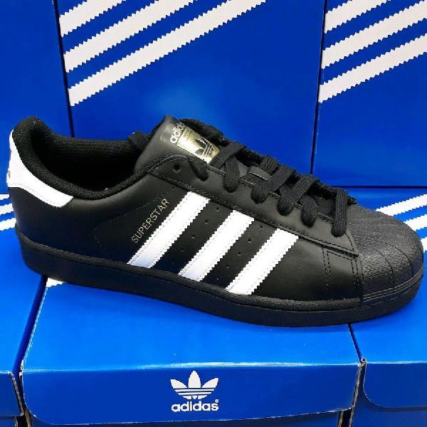 Adidas superstar foundation art. b27140 nero