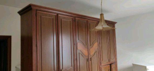 Aramadio in legno