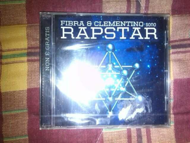 Cd originali rapstar fibra & clementino green day