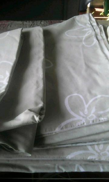Copripiumone matrimoniale in cotone marca zucchi