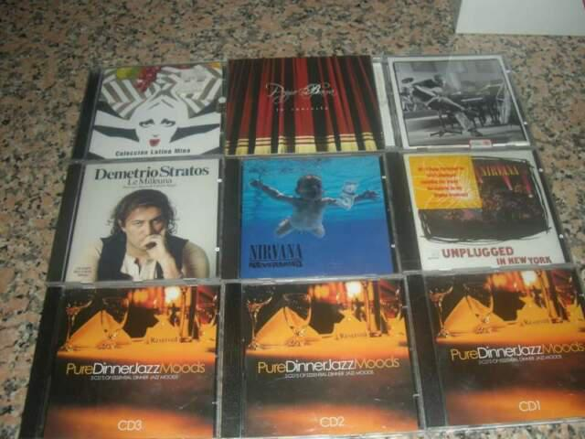 Cd musicali jazz lirica rock