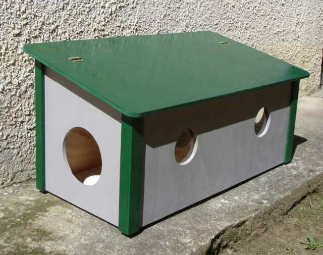 Cuccia per gatti colonia felina