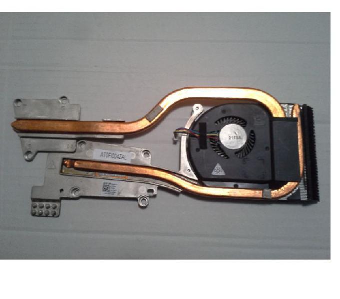 Dell fan and heatsink latitude e6520 at0fi004zal