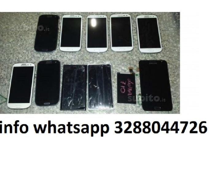 Display s3 s4 s5 s6 s7 j3 j5 a1 a3 note 2 3neo 4 5 iphone 6