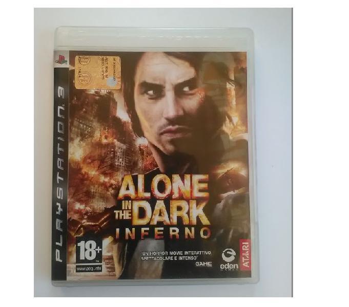Gioco usato ps3 playstation 3 alone in the dark console game