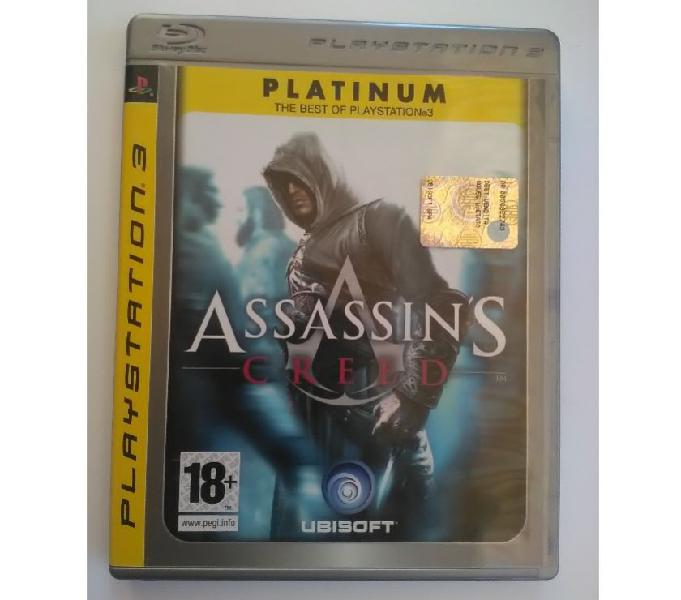 Gioco usato ps3 playstation 3 assassin's creed console game