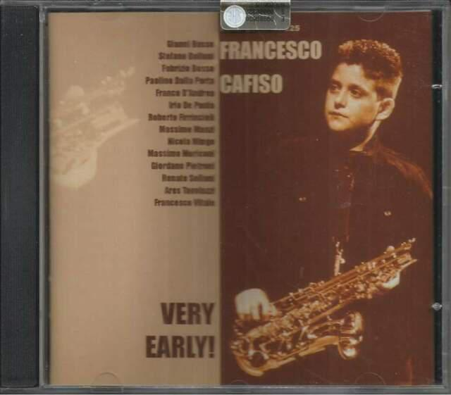 Jazz cd: francesco cafiso