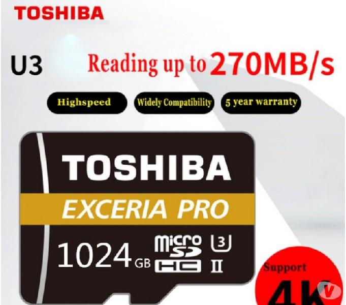 Mini micro sd scheda sd toshiba 1024 giga u3