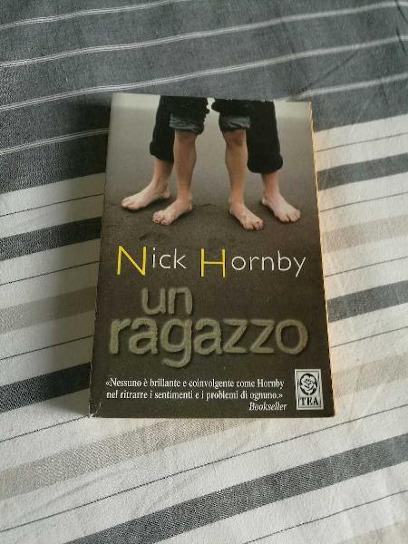 Nick hornby un ragazzo