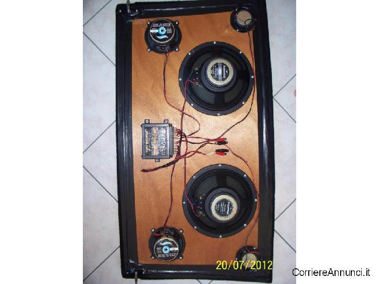 Pianale posteriore stereo golf 2 seconda