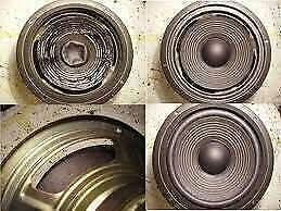 Riparazione hifi/speakers/riconatura