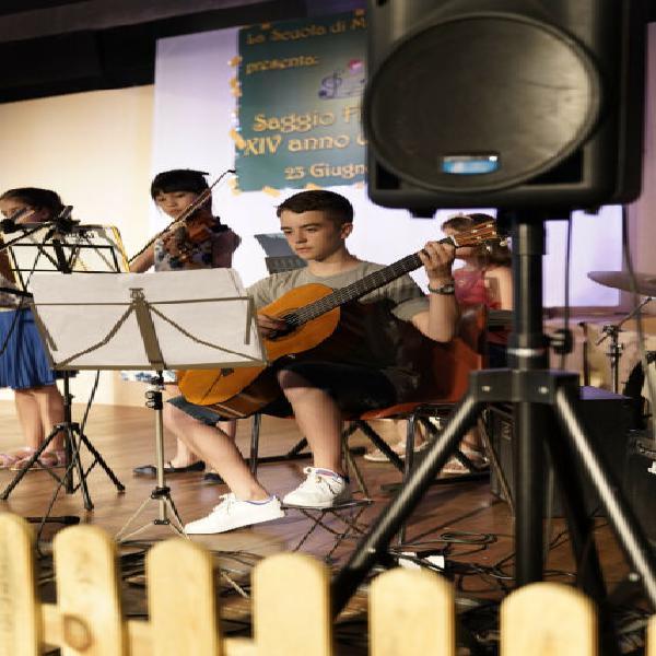Scuola di musica e canto